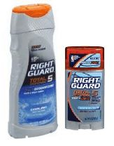 FREE Right Guard Total Defense Deodorant at CVS after Coupons!