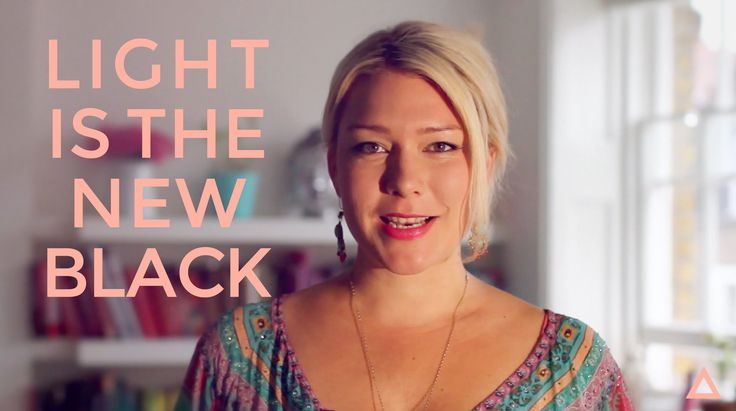 Light is the New Black is a guidebook for a new breed of women who are here to be bright lights in the world – modern-day lightworkers, who agreed to be here at this time in history.   Pre-order here and get three meditations and other free gifts: http://www.lightisthenewblack.com  #lightisthenewblack #lightworker