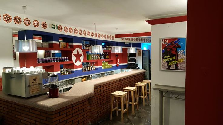 Pyongyang Cafe is a North Korean-themed cafe in the Spanish city of Tarragona. It was founded by Alejandro Cao de Benos, a firm…