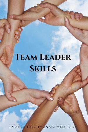 Developing team leaders | Smart Church Management