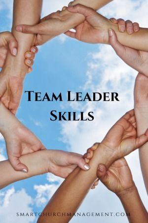 Developing team leaders | Smart Church Management