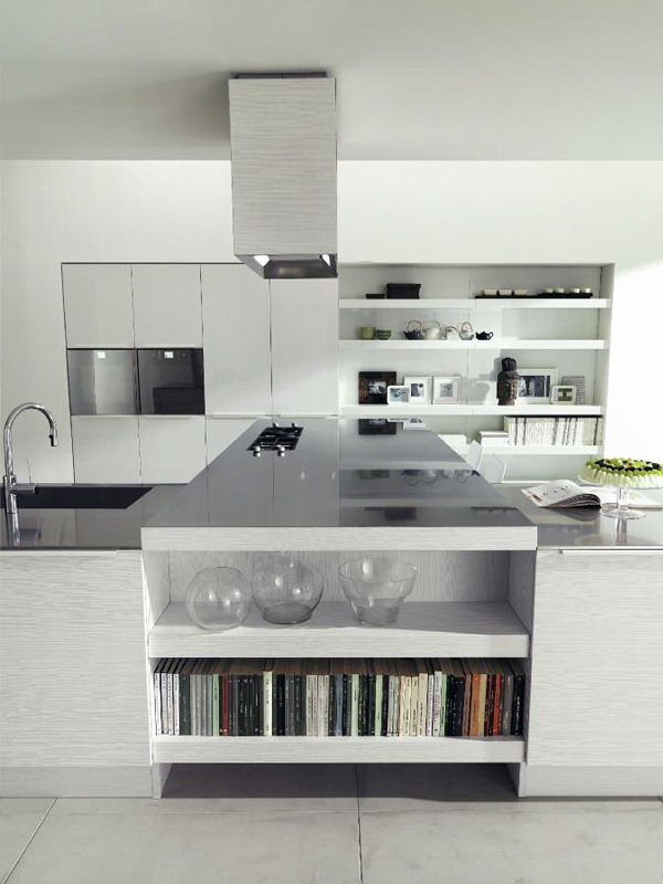 Fitted #kitchen ALINEAL By @Gruppo Euromobil