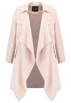 Dieser Mantel geht immer. New Look Trenchcoat - shell pink für 43,95 € (11.05.16) versandkostenfrei bei Zalando bestellen.