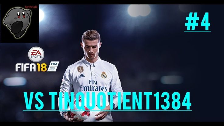Let's Play FIFA 18 (XBox One) Online Match #4: VS TinQuotient1384