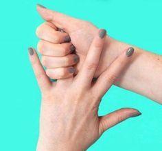 Вот что произойдет, если вы 20 секунд будете тянуть себя за безымянный палец. Существует целая наука, которая называется рефлексология и изучает биоактивные точки, расположенные на ладони (так же, как на стопе и на ухе) и управляющие всем организмом.  Большой па…