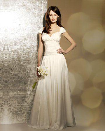26 best Dresses - 2nd wedding images on Pinterest | Bridal gowns ...