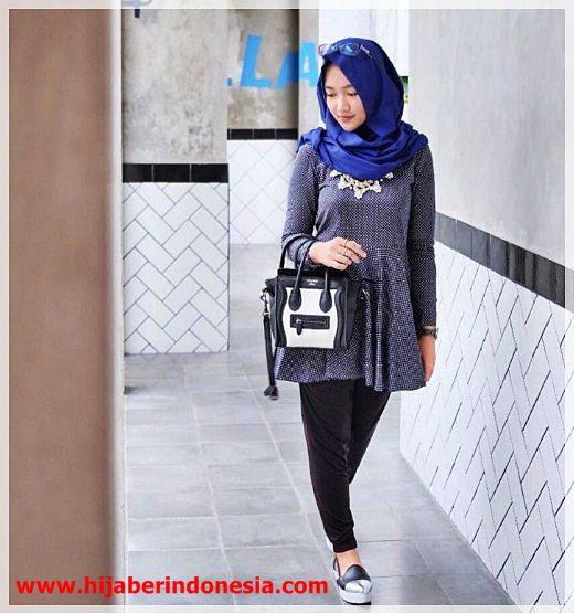 Inovasi Balutan Hijab Dan Busana Muslim Untuk Mini Dress Yang Sopan