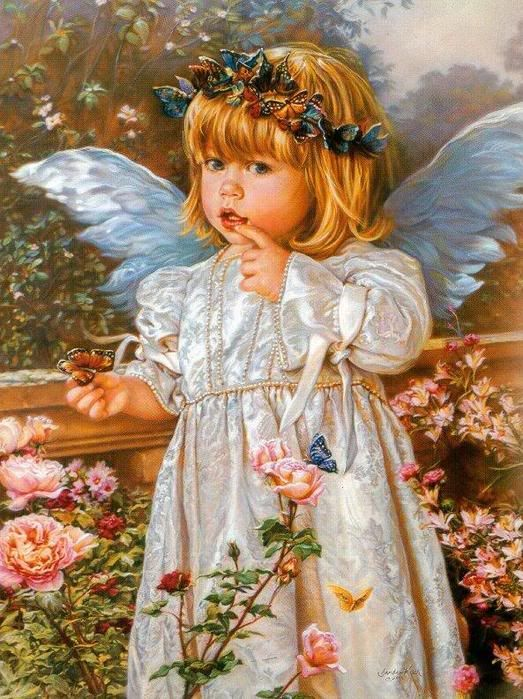 51 best images about God's Little Angels on Pinterest ...