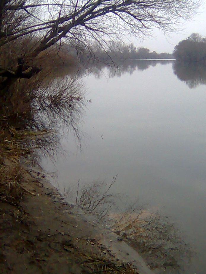 воронеж, река Дон зима 2018