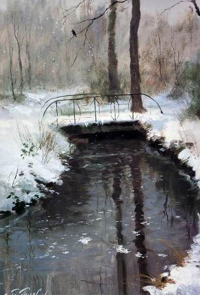 TOUTOUNOV, Sergei (Russian, 1958-)