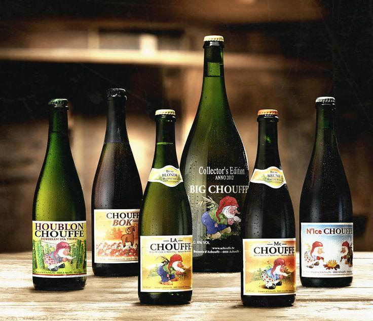 Chouffe Beer #chouffe #beer #lachouffe #belgianbeer #beer