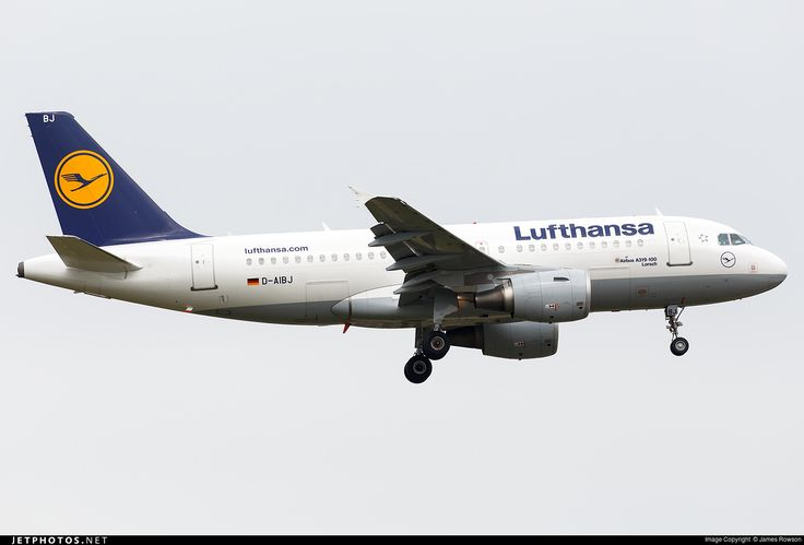 Airbus A319-112, Lufthansa, D-AIBJ, cn 5293, 138 passengers, first flight 19.9.2012, Lufthansa delivered 26.9.2012. Active, for example 14.6.2016 flight London - Frankfurt. Foto: Frankfurt, Germany, 22.4.2016.