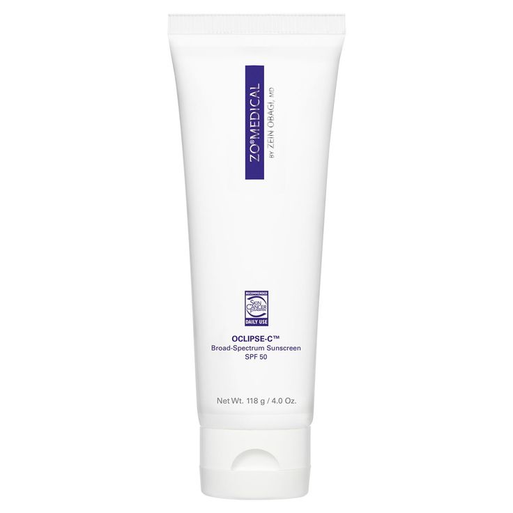 Broad-Spectrum Sunscreen SPF 50  A natural mineral sunscreen formula that offers a daily multi-defense system with broad spectrum UVA/UVB protection.