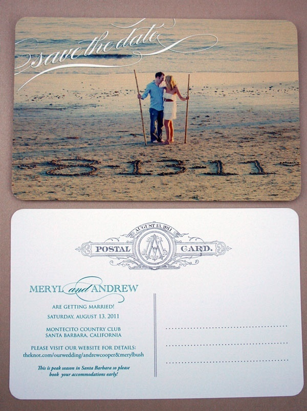save the date - Love the date in the sand idea#Repin By:Pinterest++ for iPad#