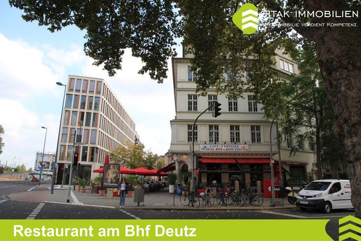 Köln-Deutz-Restaurant am Bhf Deutz