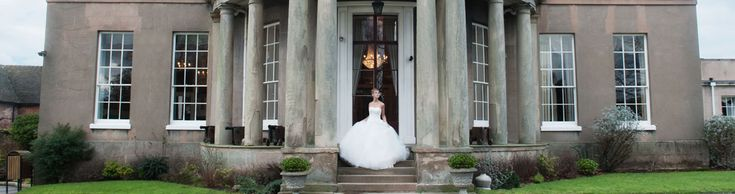 Brocton Hall Golf Course Wedding Venue
