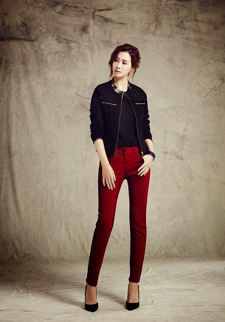 26 best Lee Da Hae images on Pinterest   K fashion Korean fashion and Korean fashion styles