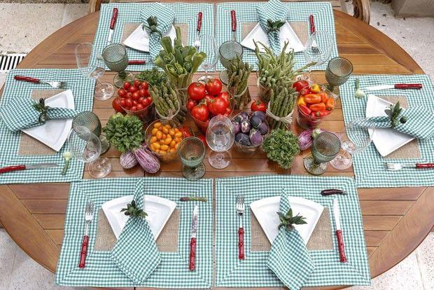 Pizzada: uma mesa perfeita para receber os amigos