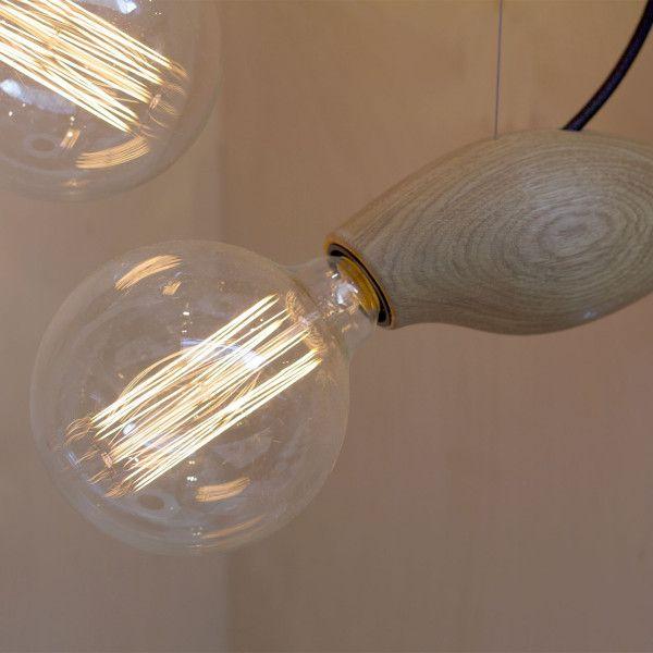 The Swarm Light by Swedish design studioJangir Maddadi