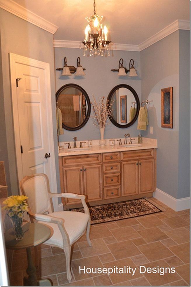 Feature Friday Housepitality Designs Serene Bathroom