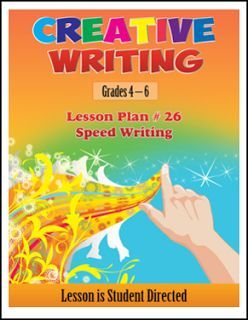 """FREE LANGUAGE ARTS LESSON - """"FREE CREATIVE WRITING LESSON PLAN - Speed Writing"""" - Go to The Best of Teacher Entrepreneurs for this and hundreds of free lessons. 6th - 8th Grade  #FreeLesson  #LanguageArts http://www.thebestofteacherentrepreneurs.com/2015/12/free-language-arts-lesson-free-creative.html"""