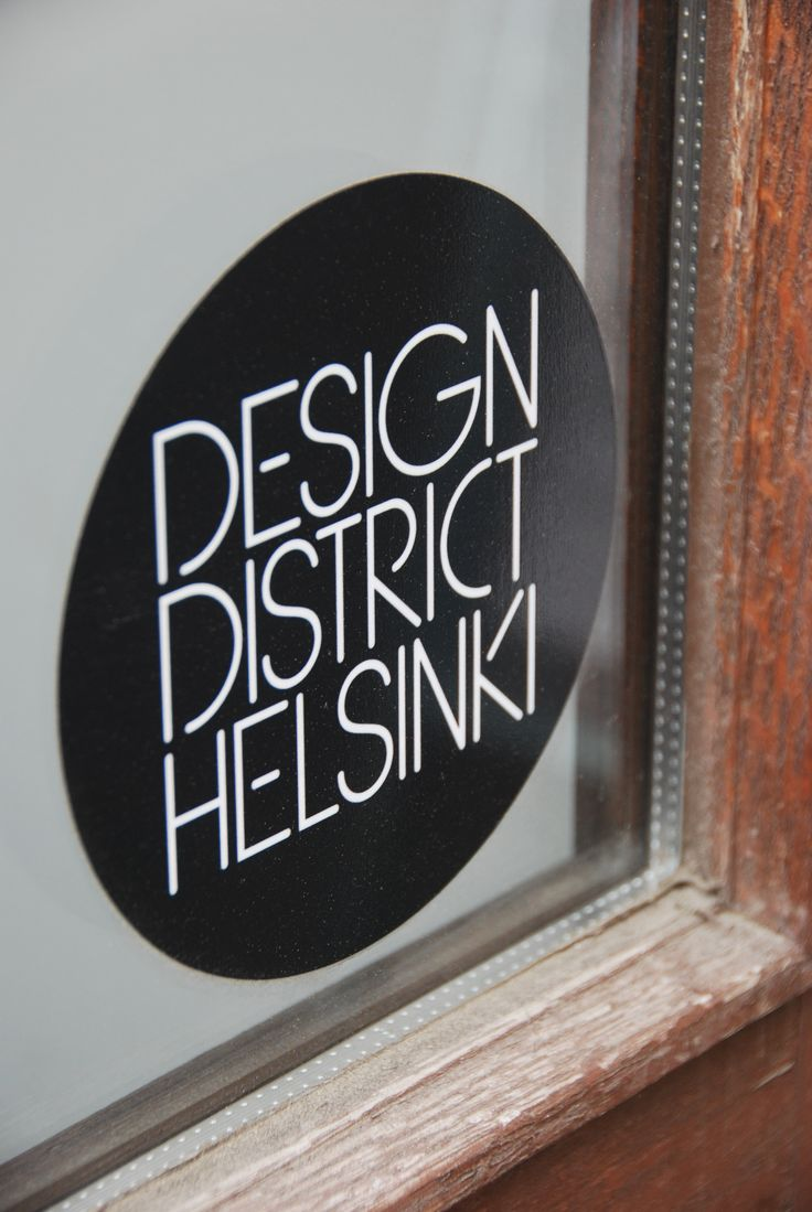 Design District Helsinki, Finland