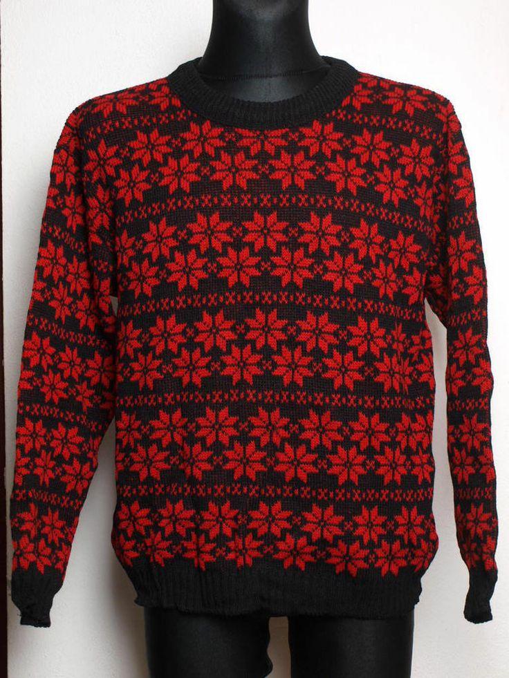 Label: Made in Norway, 100% Norwegian Wool, Hadar Trikotasjefabrikk a/s, Hareid-Aalesund