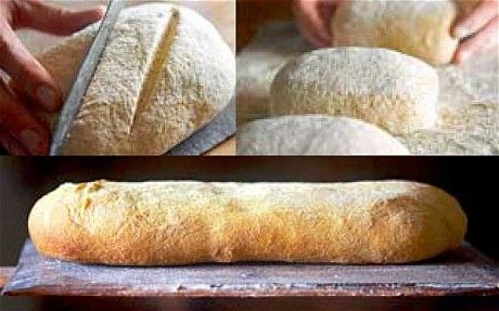 River Cottage Baking recipes: The basic bread recipe - Telegraph