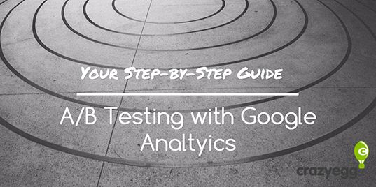 La Guida Step By Step per Fare Split Test con Google Analytics #digitalanalytics