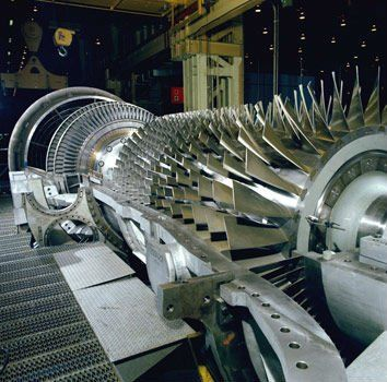 GE gas turbine parts,