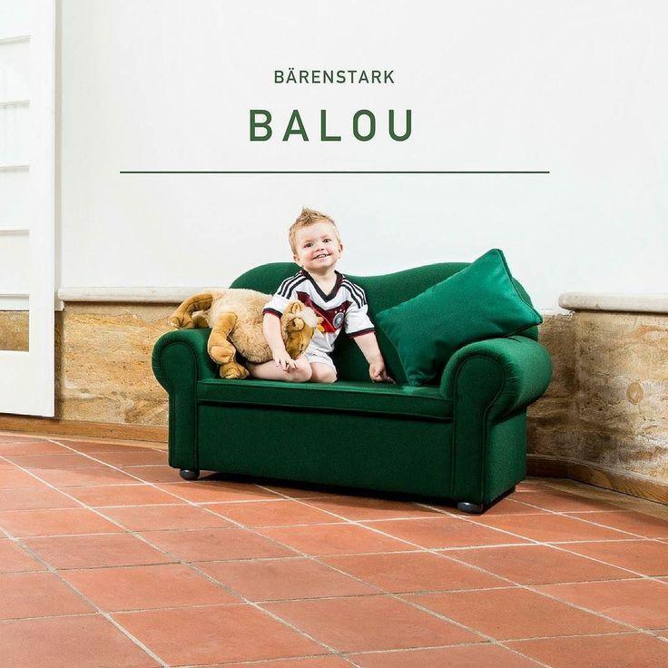 Vintage Unser Sofa und Sessel aus der Sitzgruppe Balou vermitteln Schutz und Geborgenheit Eine harmonische Ruheoase