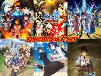 Samehadaku – Naruto Shippuden Subtitle Indonesia