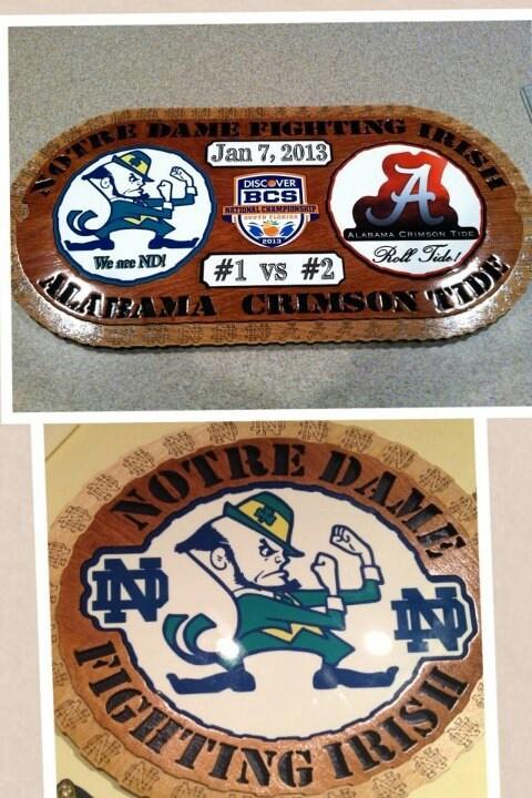 Notre Dame Fighting Irish | Notre Dame... | Pinterest | Fighting Irish ...