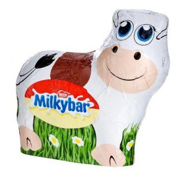 Nestle Milky Bar Cow 70g - Easter Chocolate & Sweets - Easter