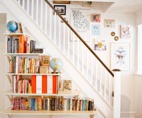 Stair Bookshelf 87 best understairs - ideas images on pinterest | stairs
