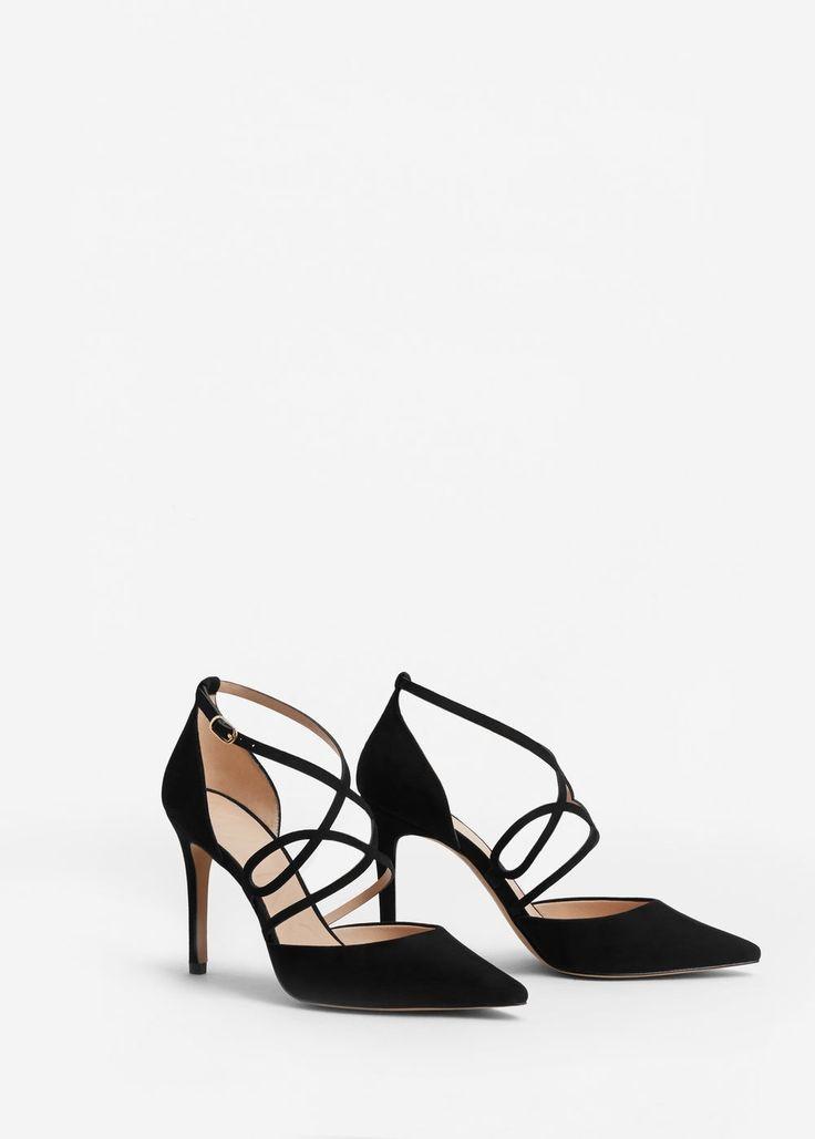 Mango LACY - Classic heels - red IUw5DbTVe