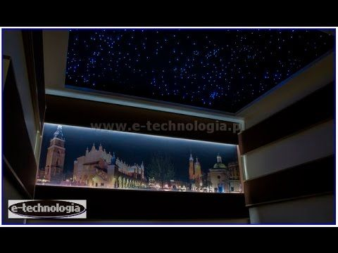 taśmy LED - paski LED - montaż - sufity - E-TECHNOLOGIA