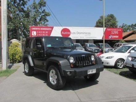 Jeep wrangler rubicon precio oportunidad 2009