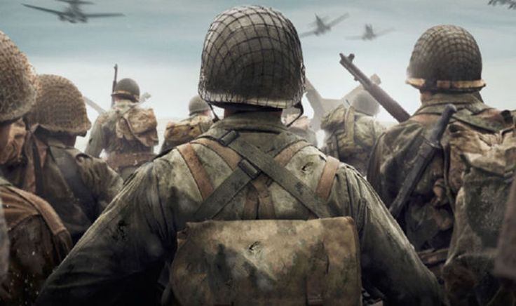 Call of Duty WW2 beta COUNTDOWN Release date start time and FREE CODES for PS4 beta - Express.co.uk