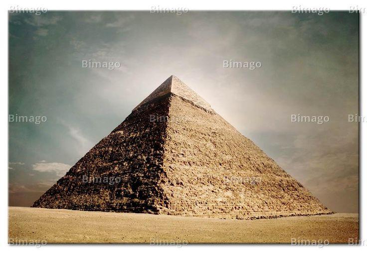 Tableau Pyramide brillante