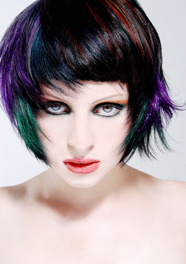 cool hair color styles 36 best images about styles on shorts 5602