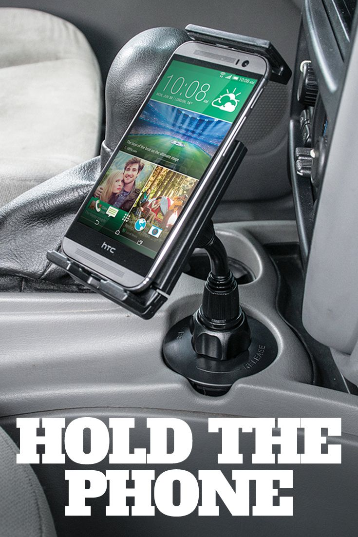 Vent, suction cup, cup holder, or permanent install - no matter what kind of smart phone mount you need for your vehicle we've got you covered.