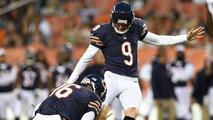 Robbie Gould Sets New Bears Field Goal Record - http://www.nbcchicago.com/news/local/Robbie-Gould-Sets-New-Bears-Field-Goal-Record--327202431.html