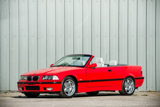1999 BMW M3 Evolution Convertible Individual - Silverstone Auctions
