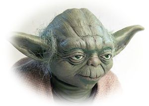 Speak like Yoda.  You put in your text and it generates Yoda-Speak.