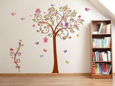 Ber ideen zu eulen cartoon auf pinterest eulen for Wandtattoo kinderzimmer eule