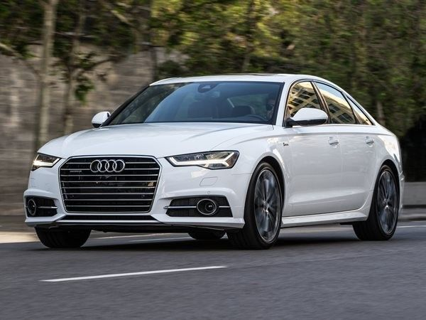 2016 Audi A6 - My new ride! Love driving this gorgeous beast!