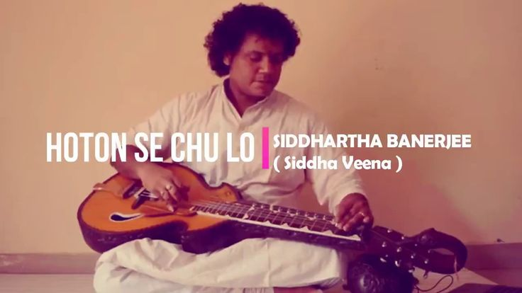 Siddhartha Banerjee (Siddha Veena) Hoton Se Chu Lo Tum Localturnon as part of its series #MUSICINURCITY shares a beautiful cover rendition of d #evergreen hoton-se-chu-lo by #localturnon #artist & #SIDDHA #VEENA maestro Siddhartha Banerjee .. an apt #friday #melody to set the mood for d #weekend :) #turnon #Music || #turnon #Happiness || #turnon #Life !  About Localturnon- Localturnon is India's #1 Music Dance Connect Platform bringing together Musicians, Bands, Singers, Dancers, Dance…