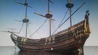 Geni - Wapen van Alkmaar: Huguenot Ship to the Cape Project