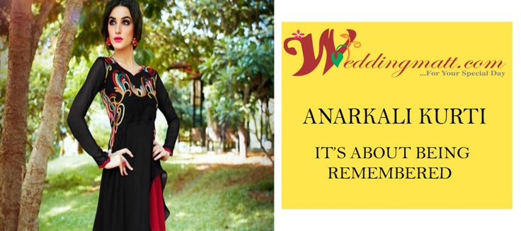 Anarkali Kurti : It's all about being remembered….  #Suits #AnarkaliSuits #ladiesSuits #womenclothing #clothing #wear #Fashion #style #look